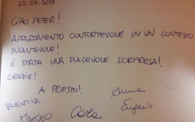 Družba iz Italije (ITA)